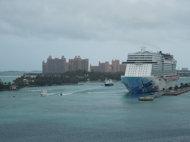NCL Escape in Nassau