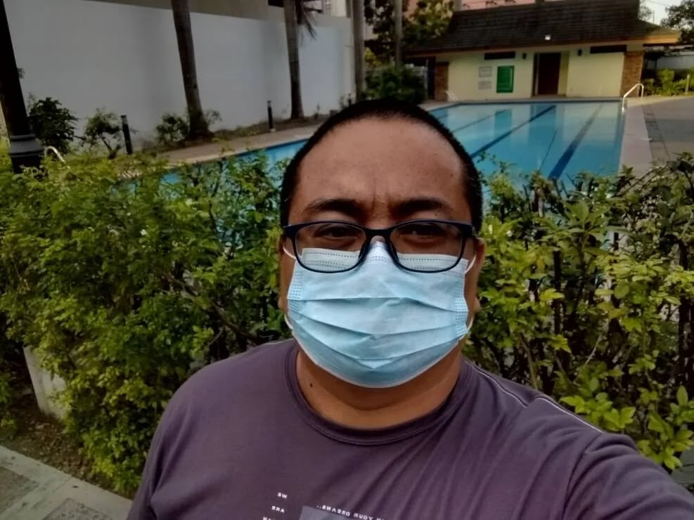 TCL 20 SE Camera Sample - Selfie