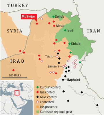 gunung sinjar yazidi