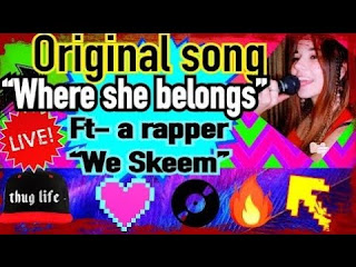 Tamara Farmer - Where She Belongs ft. We Skeem
