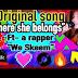 LYRIC VIDEO: Tamara Farmer - Where She Belongs ft. We Skeem || @Tj_pinkgurl