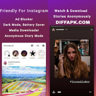 Friendly for Instagram Apk v1.4.6 build 1148 [Premium] [Mod]
