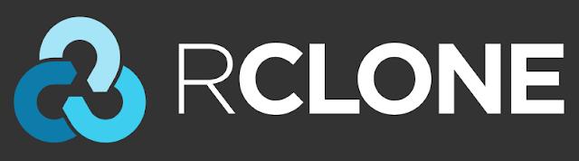 Rclone new logo