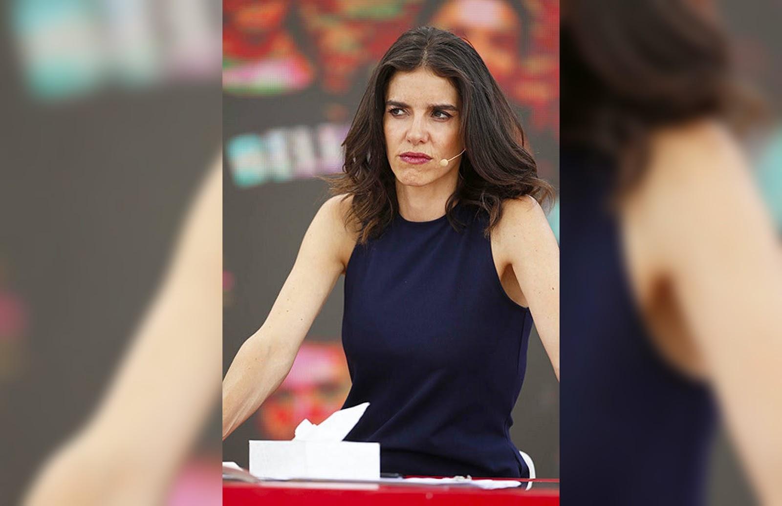 María Luisa Godoy y su intención de bajarse el sueldo