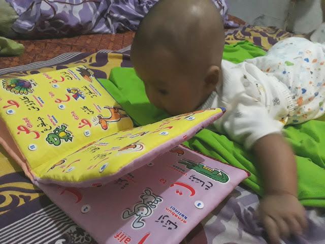 Tips 5 Belajar Membaca Untuk Anak Usia Dini/Bayi