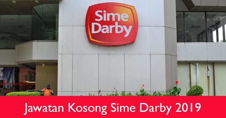 Jawatan Kosong di Sime Darby Holdings 2019