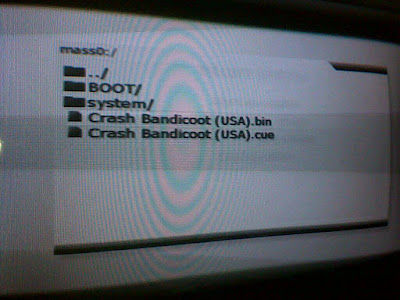 Cara main PS1 di PS2 Slim 90006