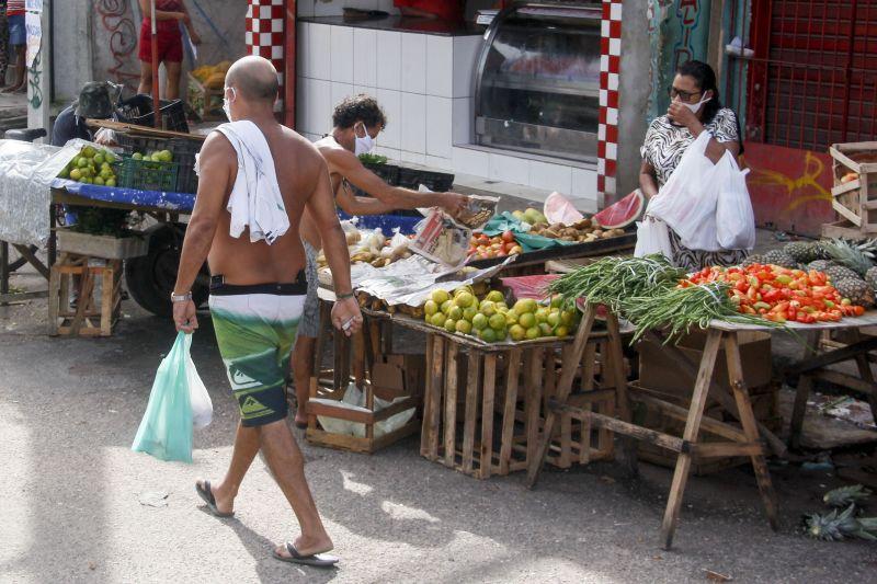 Uso de máscara passa a ser obrigatório em todo o Pará; Helder sanciona lei