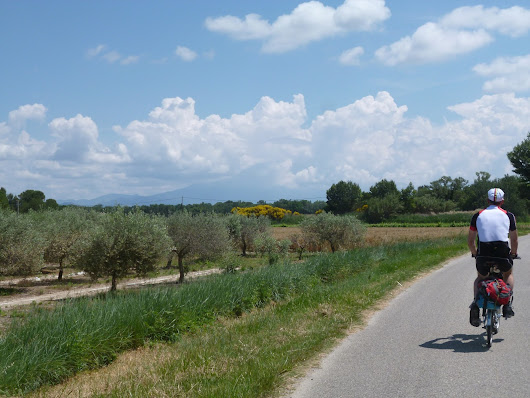 Cycling In Provence: The Rhône Valley Outbound
