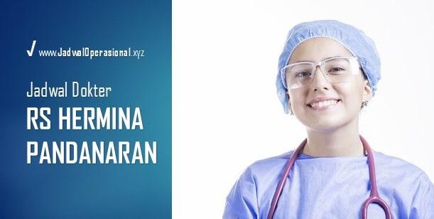 Jadwal Praktek Dokter RS Hermina Pandanaran