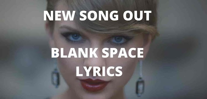 blank space lyrics in hindi and english