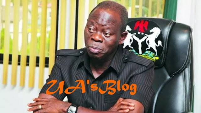 Breaking: Fresh Crisis In APC As Dep. Chairman Asks Oshiomhole To Resign