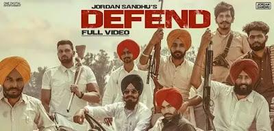 Defend Lyrics