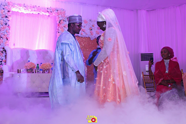 Hausa couple who met on Twitter weds in Abuja (photos)