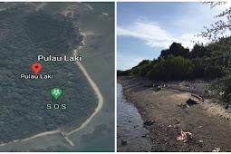 Misteri Tanda SOS di Pulau Laki, Basarnas Sudah ke Lokasi, Ini Temuannya