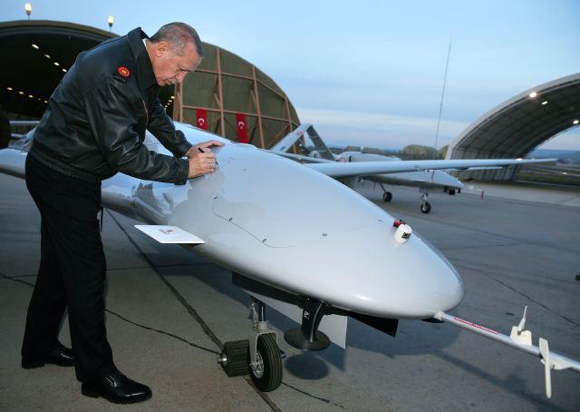 Mengintip Kecanggihan Drone Milik Turki