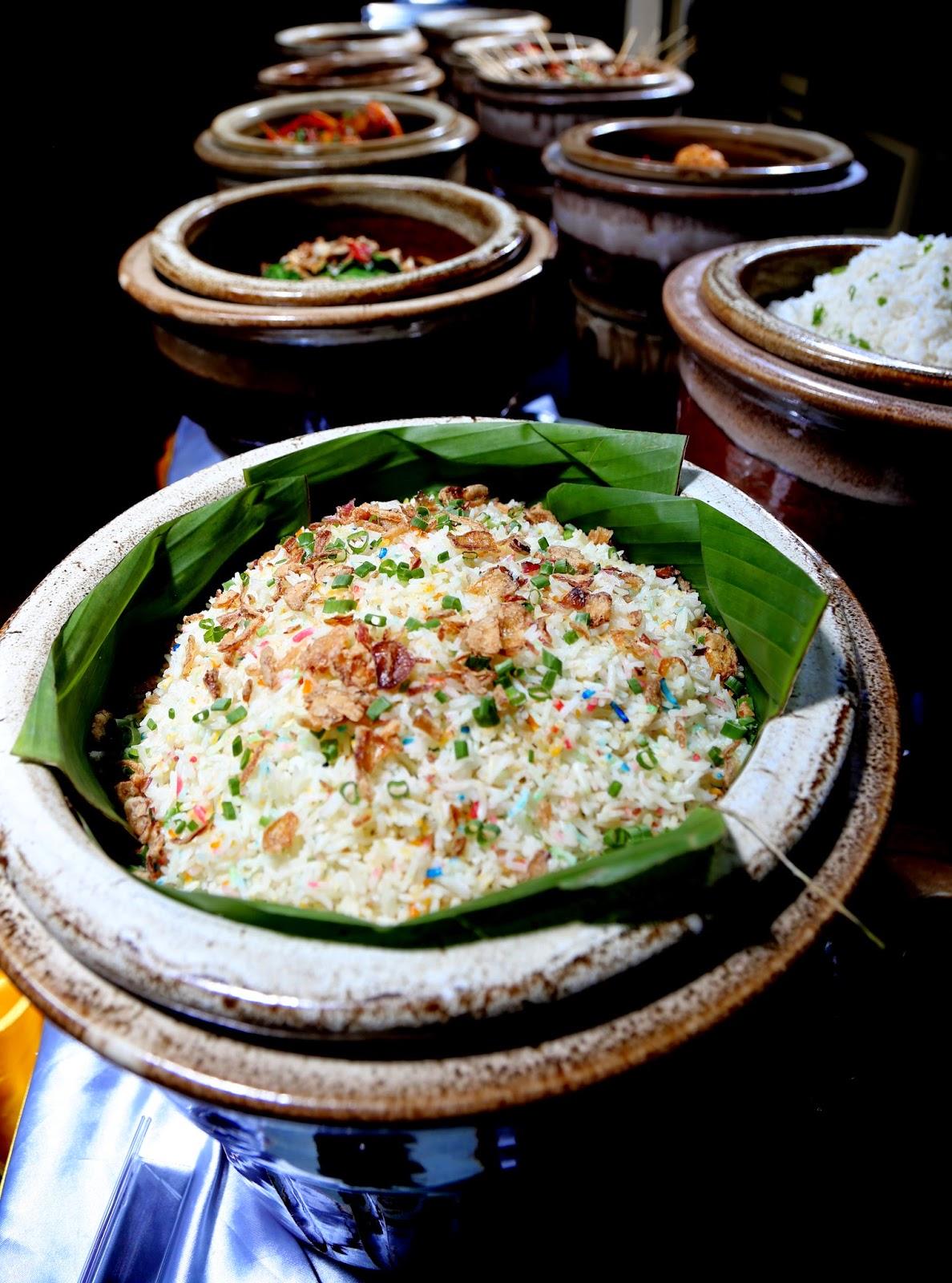 Mr Pegasus Food Review The Apartment Menyediakan Nasi Hujan