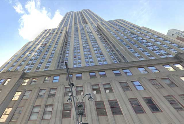 Empire State Building, Fifth Avenue at 34th Street, NYC, randommusings.filminspector.com