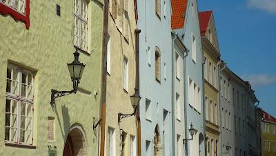 le vieux Tallinn