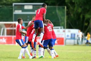 Agenda de la Selección Dominicana