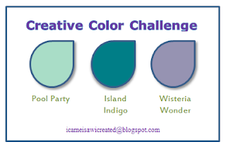 Creative Color Challenge 04-16-12