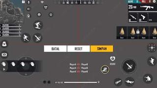 Cara Setting Free Fire Auto Headshot