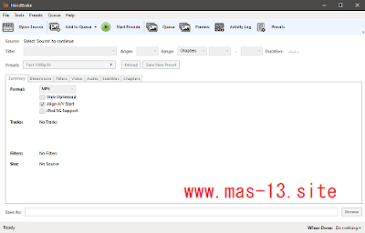 Download HandBrake 1.3.0 Final Terbaru 32/64Bit