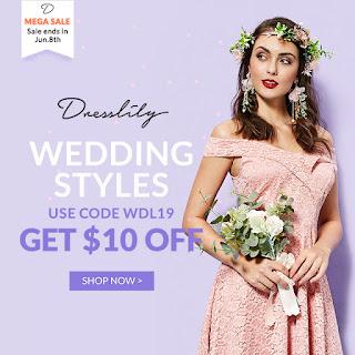 Dresslily Wedding Styles