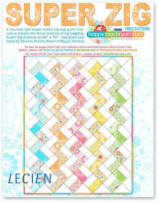 super zig quilt pattern