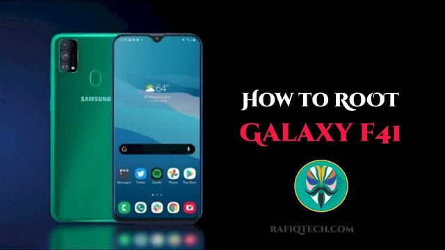 طريقة فتح البوت اللودر و عمل روت لهاتف سامسونج Samsung Galaxy F41 : خطوة بخطوة