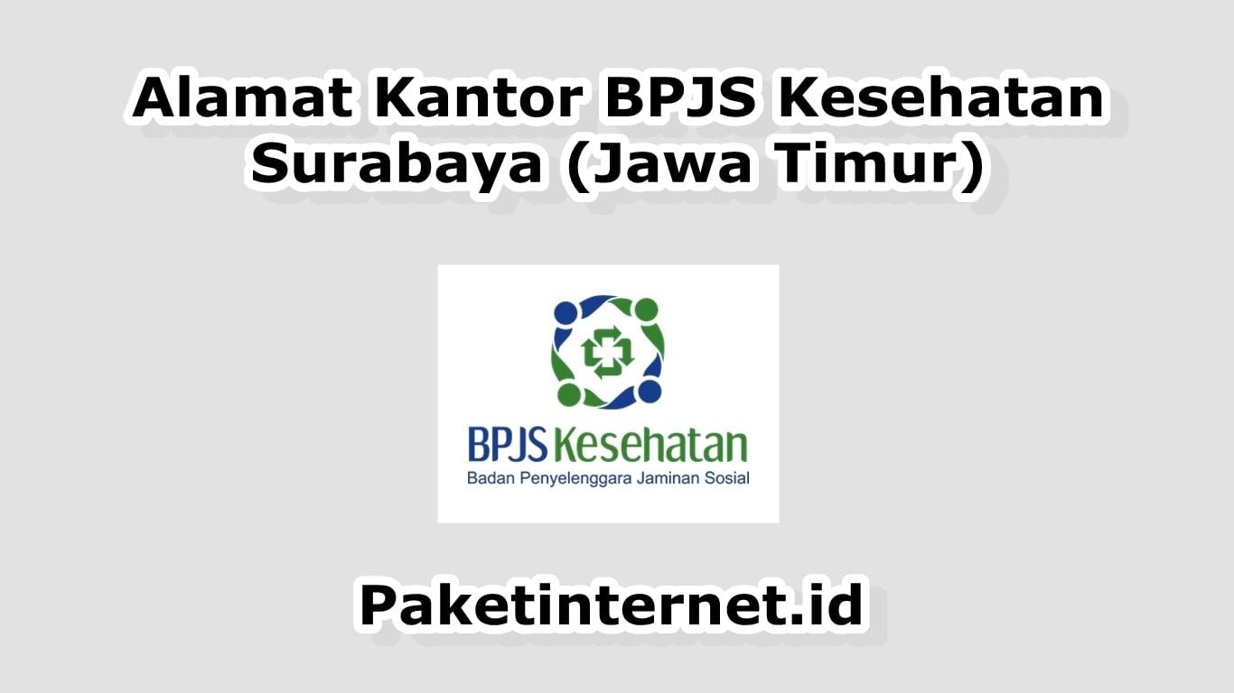 Alamat Kantor BPJS Surabaya