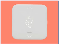 Emergency heat on vivint thermostat