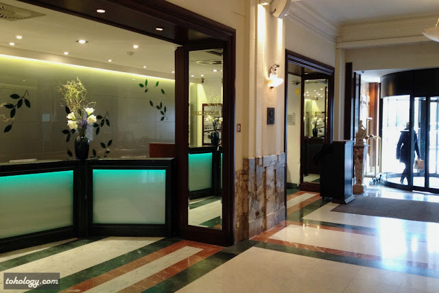 Crowne Plaza Brussels – Le Palace hotel
