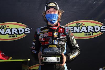 Jesse Love - Two Wins in Seven Days / NASCAR's ARCA Menards Series West