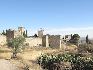 Murallas; Trujillo; Cáceres; Extremadura