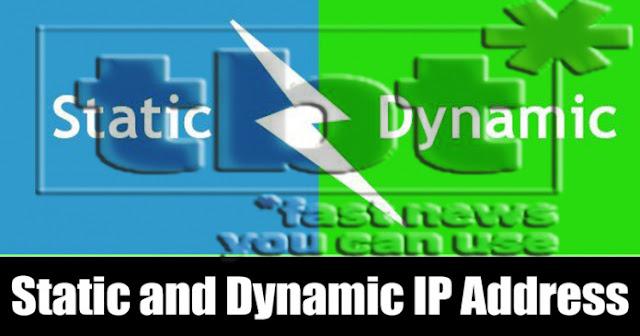 Apa Perbedaan Antara Alamat IP Statis dan Dinamis?