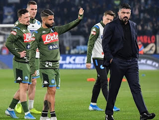 We can make history against Barcelona: Gattuso on Napoli vs Barcelona