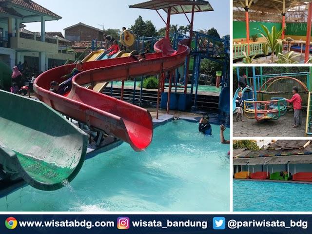 Kolam Renang Ciawitali, Destinasi Rekreasi Main Air Favorit di Cimahi