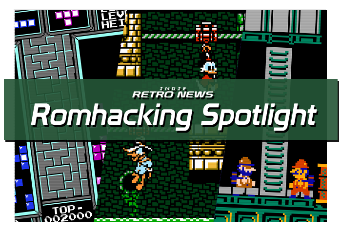 Indie Retro News: Romhacking Spotlight - Hacks that adds a