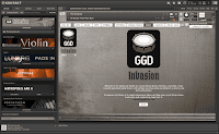 GetGood Drums Invasion KONTAKT Library