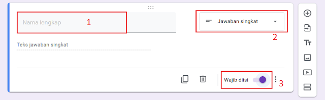 Cara Membuat Kuesioner di Google Forms + Skor Penilaian