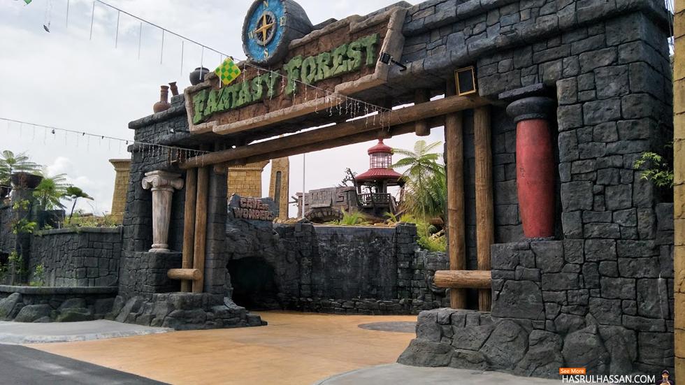 Gambar Fantasy Forest Zone MAPS Perak