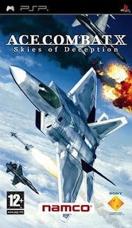 Cheat Ace Combat X: Skies of Deception PSP PPSSPP