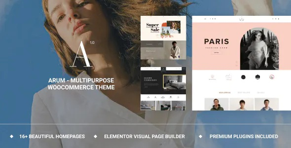Best Multipurpose WooCommerce Theme