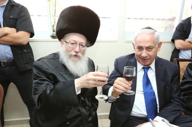 Menteri Kesehatan Israel Dan Istrinya Ikut Terjangkit Virus Corona