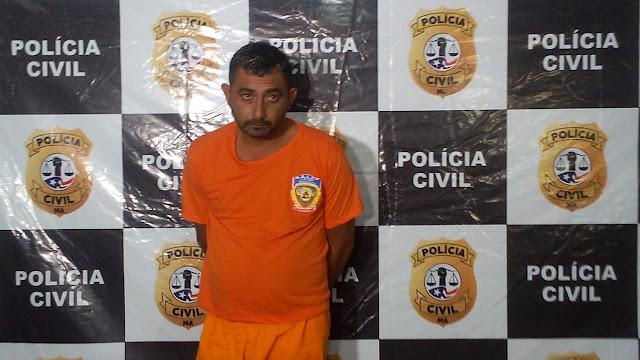 Suspeito de ser mentor da chacina de ciganos em Coelho Neto é preso