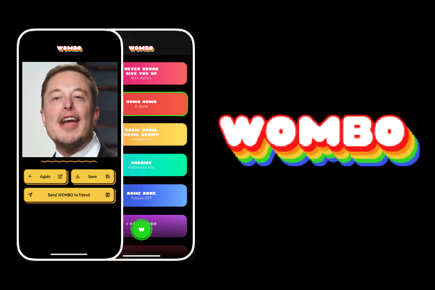 Wombo - Δημιουργήστε lip sync βίντεο χρησιμοποιώντας μία απίθανη εφαρμογή