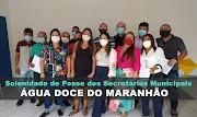 Thalita Dias apresenta sua equipe de governo para mais 4 anos em Água Doce do Maranhão