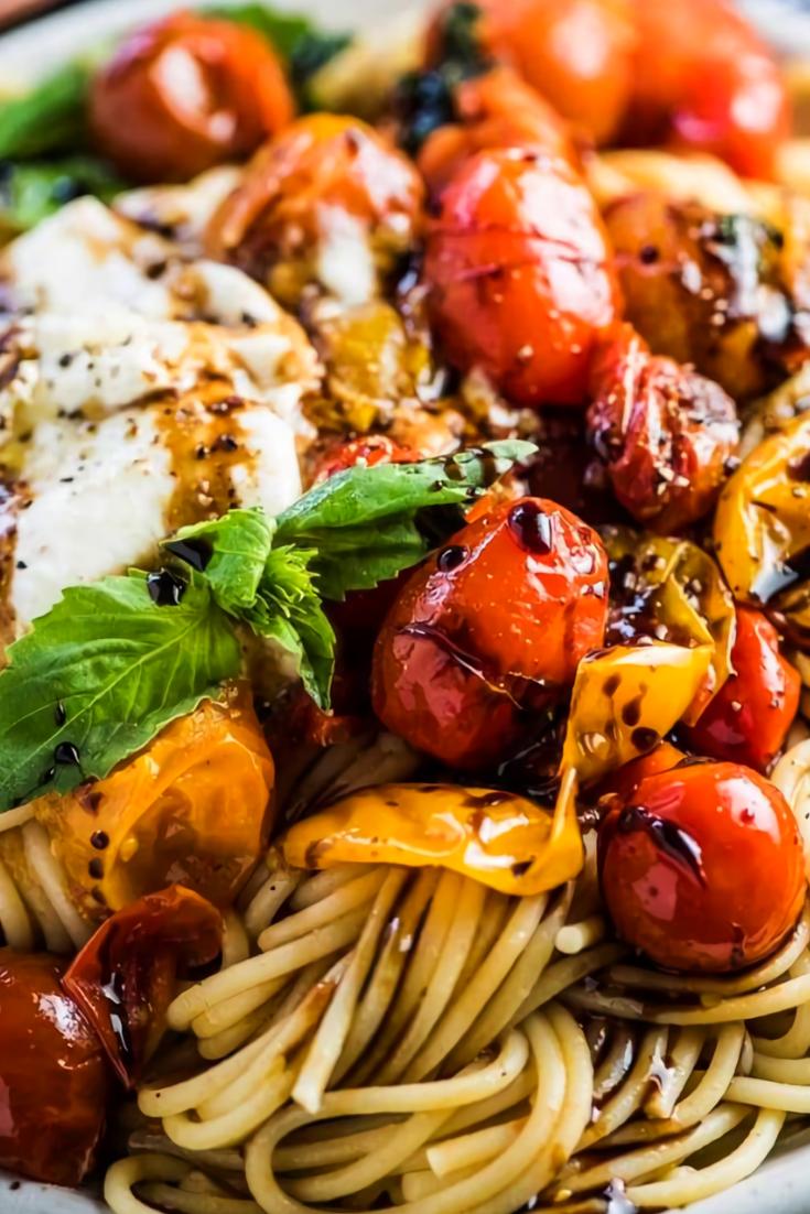 Fresh Summer Spaghetti Recipe