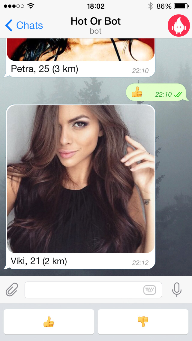 Dating group on telegram